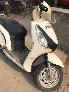 Good condition honda aviator for sale