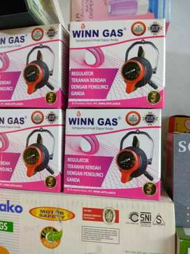 Kepala gas win gas triple lock anti bocor