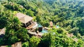 Dijual Hotel Bintang 5 Hanging Gardens of Bali IDR 1,25T - Bali