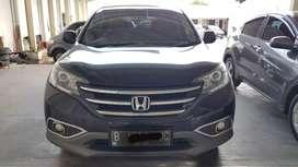 Honda Crv 2.4 Prestige At 2013 Hitam Dp Ringan