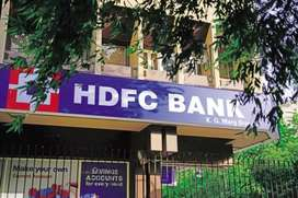 Hdfc bank documents collection work or verification