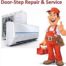 AC installation, Repairing, gas filling services frm Rawalpindi to iSB