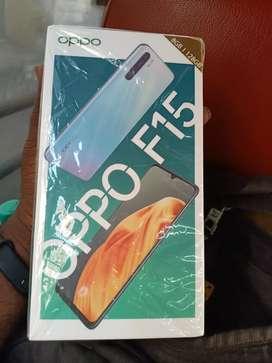 Oppo F15 fresh pieces full kit