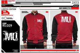 Jaket Mancester united