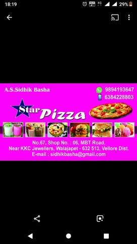 Assistant required for restaurant male and female