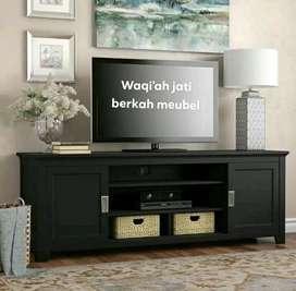 (Meja tv Waqi'ah) meja tv minimalis mewah&moderen, P. 150cm,