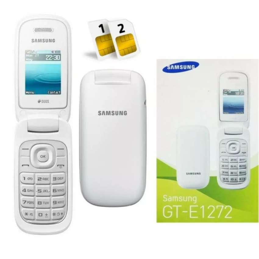 Samsung Caramel E1272 - Putih 0
