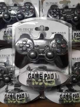 controller gamepad joystick stick stik USB MTECH M-TECH single PC