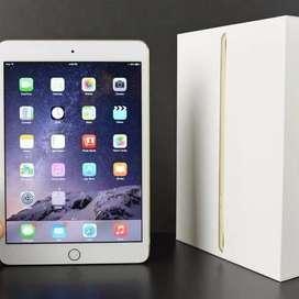 Ipad mini 3 wifi cellullar gold 16gb