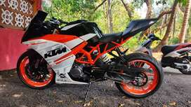 I WANT TO SELL MY KTM RC-200