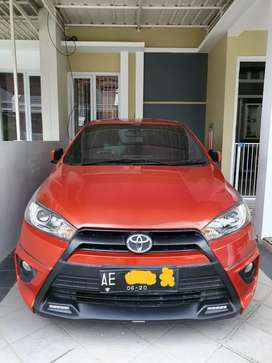 Toyota Yaris A/T 2015