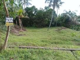 Dijual tanah di komplek villa senggigi