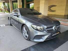 Mercedes benz E300 Coupe 2018 Grey