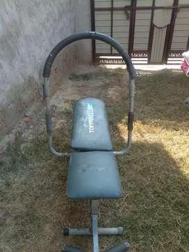 Toppro x Abbs exercise machine
