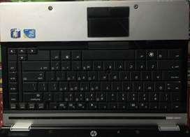 All good orignal hp i5 laptop
