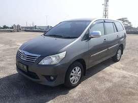 Toyota Innova G AT Diesel 2012, Bogor