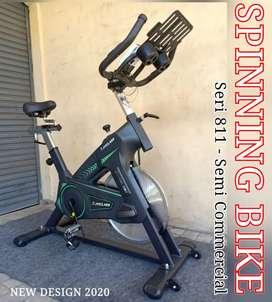 Spinning bike comersil
