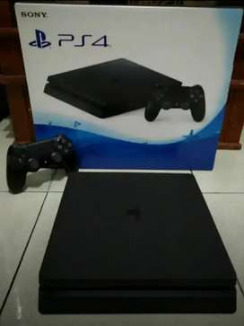 Jual Secepatnya PS4 SLIM 500GB REG 3 ASIA FULL 7 Game Bisa Diantar