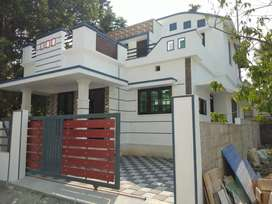 3 bhk 1200 sqft 3 cent new build house at edapally near varapuzha
