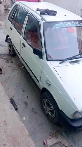 Good mehran car for sell  all documents genuine genuine condition gol