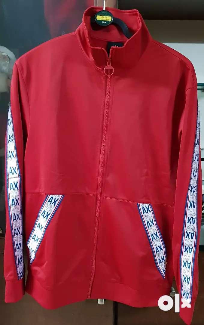 Unused Armani exchange Jacket from Armani showroom dubai size M