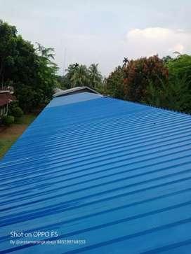 Hadi gypsum,atap baja ringan dan sunda plafon/pvc