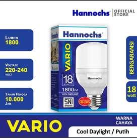 Hannochs Vario Led 18w Murah loh