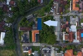For Sale Tanah Di Denpasar Barat DiBelakang Toko Clandys