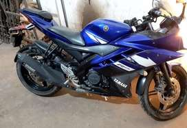 Very well maintained Yamaha R15 version 2