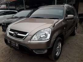 CR-V 2.0 Matic 2003 Dp10jtsaja