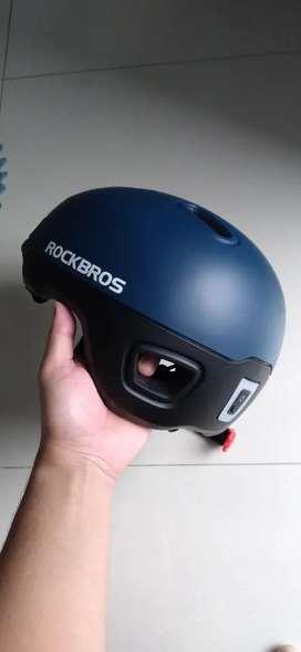 Helm Rockbross sepeda