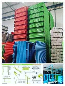 scaffolding kapolding steger andang galam bambu rental sewa jual 172