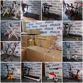 Grosir Alat Fitness Treadmill Sepeda Statis Dll COD Wonogiri Bos Ku