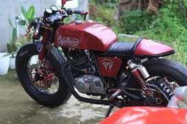Caferacer basic Thunder 250cc