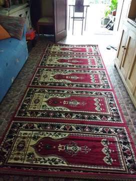 Sajadah Karpet Baru