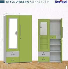 Iron cupboard foldable