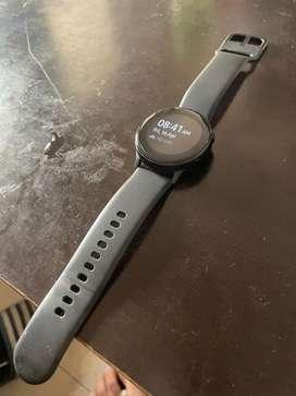 Smasung Watch Active good condition
