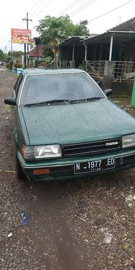 Sedan Mazda 323 Elite Siap Gas