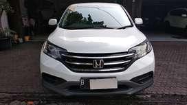 Honda CRV New mdl AT th 2013 putih tgn 1 service record