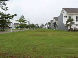 Kavling perumahan Luas 342m2 di Cluster Palm Spring JGC Jakarta Timur