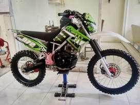 Kawasaki KLX 150 2013/ Bali Dharma motor