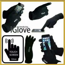 Sarung tangan iGlove sentuh layar