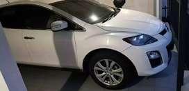 Dijual Mazda CX-7 2.5 Automatic Triptonic 2012 Putih Pakaian Pribadi