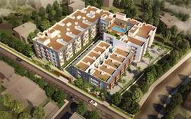 Sq.Ft range – 1183 to 1293 Sq.Ft. Configuration: 2 BHK.