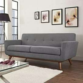 Sofa retro elegant single