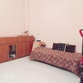 Girls pg , fully furnushed, single full room for 1 girl in vasundhra,