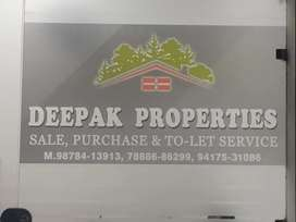 3 bedroom set fully furnished  newly built at model Town extn