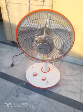 Electric Heaters and Gas Heaters Available