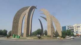 8 Marla Commercial Plot For Sale In Quaid Bahria Town Lahore