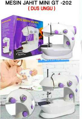 Mesin Jahit Portable Mini / Portable Sewing Machine SM 202